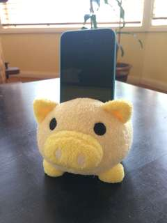 Piggy Phone Holder