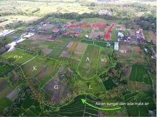 Dijual Tanah Badung Bali