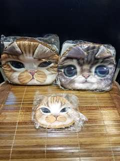 可愛小貓 袋bag