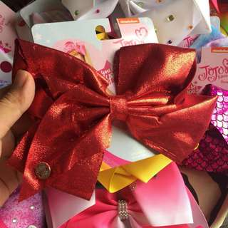 Authentic Jojo Siwa bow