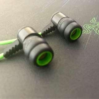 Razer Hammerheads Pro Gaming Earphones with Mic