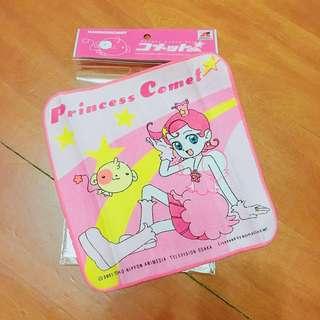 搬屋大清貨🚥漫畫《彗星公主》小方巾