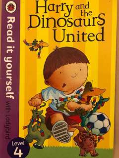 Harry and the dinosaur United
