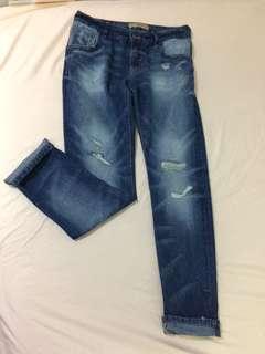 Zara Tattered Pants