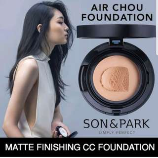 Son & Park SPF 45PA ++ Air Chou Foundation