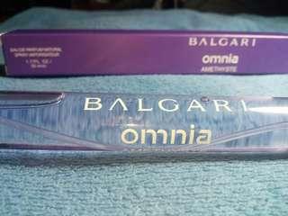 Bvlgari omnia perfume 35ml