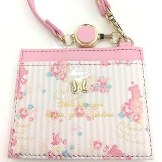 [新]購自日本 Disney Minnie Card Holder 迪士尼美妮卡套