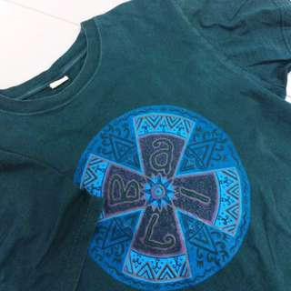 [FREE WITH ANY PURCHASE] Rock Art - Bali T-shirt.