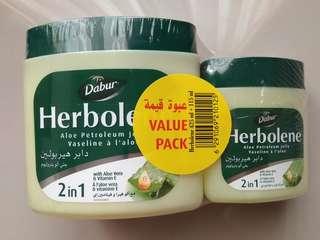 Herbolene Aloe Petroleum Jelly Vaseline 2 in 1
