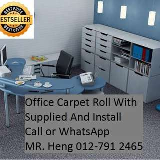 Batu Ferringhi Office Carpet Roll Call Mr. Heng 012-7912465