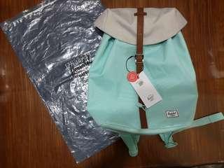Herschel Blue Tint Rucksack Backpack
