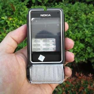 Casing Nokia 3250 Jadul Langka Fullset
