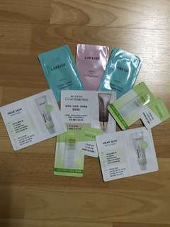 Bundle: Korean Skincare Sampler