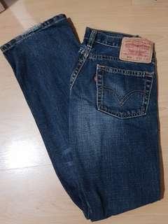 LEVIS Ladies Denim Jeans