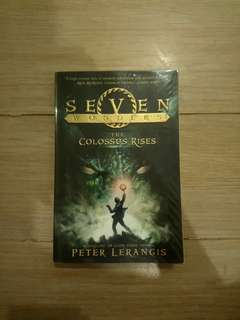 The Seven Wonders book 1