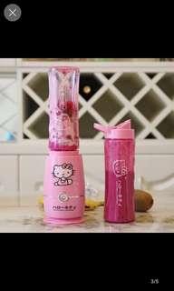 Hello Kitty Personal blender / juicer