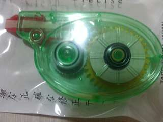 Correction tape[made in japan]