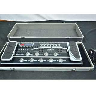 ZOOM G9.2tt 黑色 電吉他 綜合效果器 *現金收購 樂器買賣 二手樂器吉他 鼓 貝斯 電子琴 音箱 吉他收購