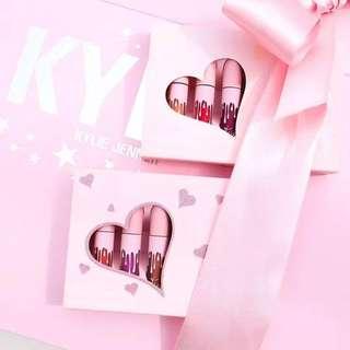 ❤ Kylie 6in1 Liquid Lipstick Matte/Velvet 🌹