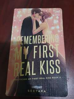 Remembering My First Real Kiss Book 2