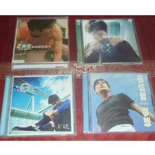 王力宏 wang leehom 张信哲 張信哲 Jeff chang cd