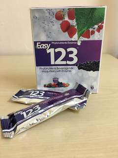 Phytonutrients Beverage Mix Maquiladora Berry with Enzyme