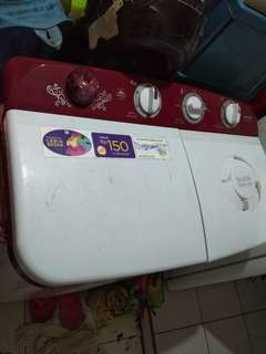 Mesin cuci sanken 8kg