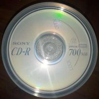 Sony CD-R (50 CD-R Spindle)