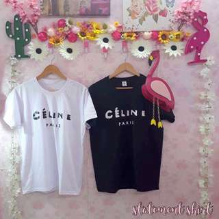 🌸 Celine Statement Shirt 🌸