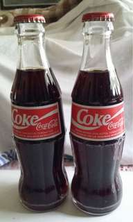 COLLECTIBLE COCA-COLA – FROM INDONESIA W/Rp800 ON CAP