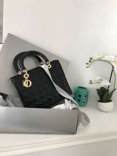 Brand new dior hand bag large
