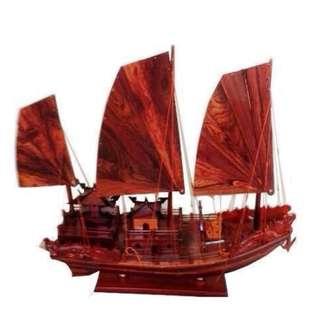 Dragon Ship Display