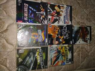 Ps2 racing games collection