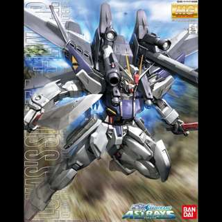 BANDAI GAT-X105E Strike E+IWSP Lukas O`Donnell Custom