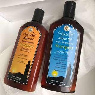 Shampo agadir(100% pure&certified argan oil)