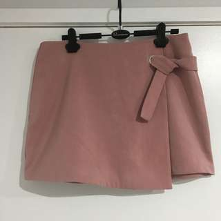 Pink skirt size medium