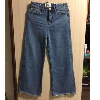 牛仔褲 S