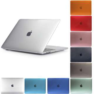 """MacBook Pro 13"""" CLEAR MATTE Case ONLY"""