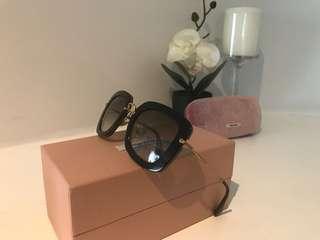Almost new Authentic Miu Miu sunglasses