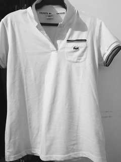 Lacoste T-shirt Size 44 Free Shipping