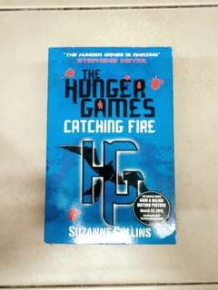 Hunger Games: Catching Fire Novel