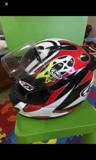 arai helmet full face