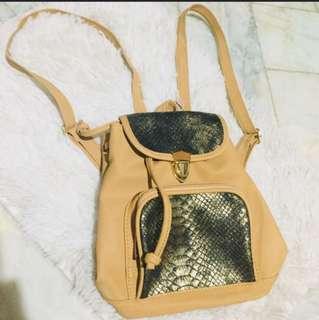 Mini Bag Pack