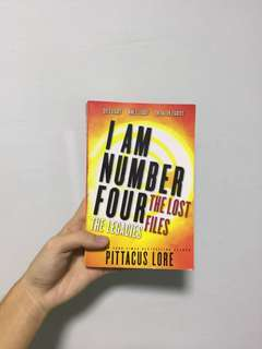 I AM NUMBER FOUR novella : The lose files - the legacies