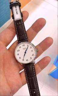 鐵達時女裝機械錶👍🏻自然簡單款式適合上班一族