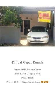 Rumah OMA Batam Centre