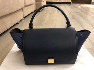 Celine Trapeze Bag (Medium)