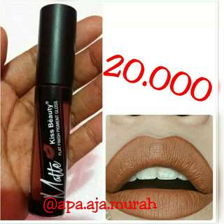 LIPCREAM KISS BEAUTY