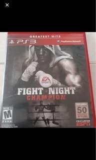 Fight Night PS3