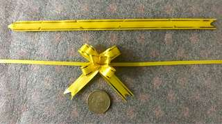 Pull Bow Ribbon